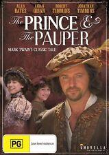 The Prince & The Pauper (DVD, 2013)**R4**Aidan Quinn*VGC