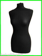 REPLACEMENT Size 12 Female Body Tailors Dummy Dressmakers Mannequin Bust & Cover