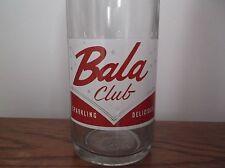 Vintage 1960 BALA CLUB ACL Soda Bottle, PHILADELPHIA, PA - 32  oz.