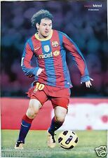 """LIONEL MESSI """"LOOKING AT THE FOOTBALL"""" - FC Barcelona Premier League Soccer"""