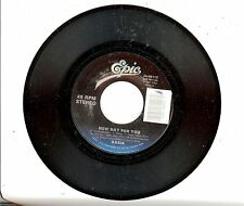 VINTAGE 45 RPM RECORD BASIA NEW DAY FOR YOU FREEZE THAW JUKEBOX PROMO ALBUM