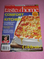 Taste of Home Magazine Comfort From Your Kitchen Feb/Mar 2013 #8