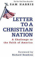 HARRIS,SAM-LETTER TO A CHRISTIAN NATION  BOOK NEW