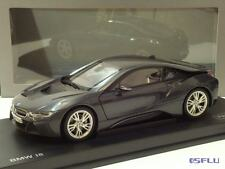 Paragon 1:18 PA-97082 BMW i8 Sophisto grey/frozen grey - NEU!