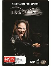 Lost Girl - Season 5 : NEW DVD