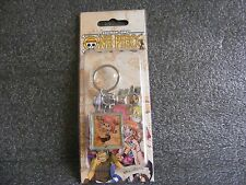 ** ONE PIECE TONY CHOPPER AND MAP METAL KEYCHAIN KEY CHAIN GE ANIMATION **