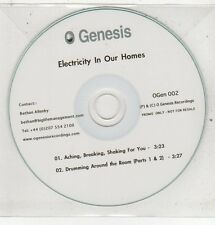 (ET648) Electricity In Our Homes, Aching Breaking Shaking For You - DJ CD