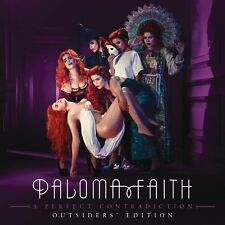 A Perfect Contradiction: Outsiders' Edition - Paloma Faith (Album) [CD]