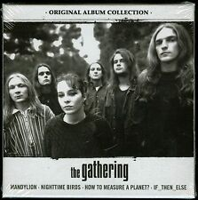 The Gathering Original Album Collection 5 CD  Mandylion Nightime Birds If Then