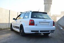 Cup Dachspoiler Heckspoiler carbon für Audi RS4 B5 Avant Spoiler Splitter Rear