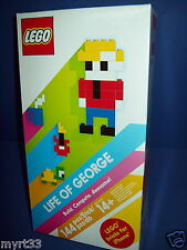 LEGO 21200 Life of George - Buildable Bricks Game  for IPHONE  Age 14+ NEW NIB
