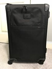 Tumi 'Alpha 2' Short Trip Rolling Four Wheel Suitcase (26 Inch)