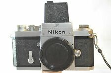 Nikon F SLR camera body W/ Waist Level finder Classic shooter