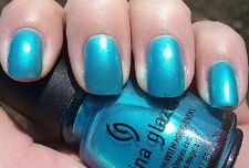 CHINA GLAZE Nail Lacquer - Pearly Effect (Beauty And The Beach) OVP