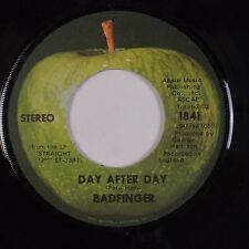 BADFINGER: Day After Day / Money APPLE 1841 USA 45 VG+ Sterling