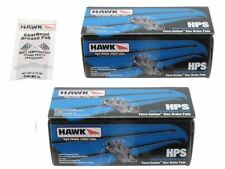 Hawk HPS Brake Pads Front & Rear RSX Type S Civic Si S2000 Honda Acura