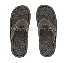 Oakley Lowball 2 Choc 8 US Mens Casual Dark Brown Beach Thongs Flip Flop Sandals