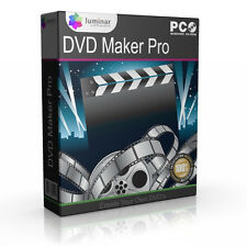 DVD Authoring Burning - AVI DivX MP4 to DVD Software Computer Program