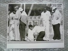 Org Press Photo- Cricketer TIM ROBINSON England v Presidents XV Match 1987