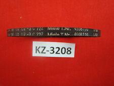 Correas trapezoidales correas de transmisión miele T. nº 4596120 lr-3 C 722 #kz-3208