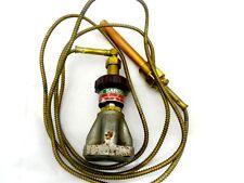Spirax sarco T2 cs plt W/8FT type 25T pilote commande régulateur de température