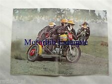 MS6707-GRASBAAN POSTER, DUTCH TT ASSEN, ISLE OF MAN TT