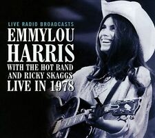 Live in 1978 by Emmylou Harris (CD, Jan-2014, All Access) NEW