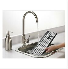 Brand Logitech K310 Washable Waterproof USB Keyboard for PC Laptop Easy Clean
