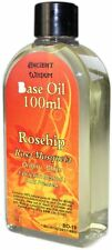 Pure Rosehip Oil 100%  Natural Cold pressed Carrier Oil 100ml