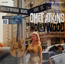 CHET ATKINS - IN HOLLYWOOD - LIVING STEREO - LSP-1993 - REISSUE 180GR