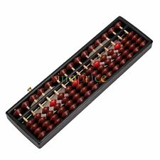 Japanese 15 Column Abacus Arithmetic Soroban Tool for School Math Learning