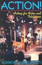 ACTION!: Acting for Film and Television-ExLibrary