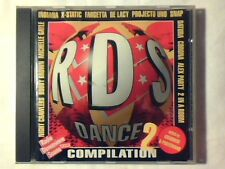CD Rds dance compilation 2 FARGETTA DATURA CORONA SNAP ALEX PARTY ALEXIA INDIANA