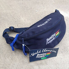 NWT Benetton Renault Formula 1 Racing Team World Champion Michael Schumacher F1