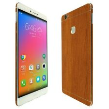 Skinomi Light Wood Skin+Clear Screen Protector for Huawei Honor Note 8