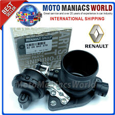 Throttle Body RENAULT LAGUNA SCENIC & GRAND 2 MK2 DIESEL 1.9dCi GENUINE OE !!!