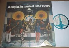 THE FEVERS - A Explosao Musical dos Fevers - London LLB 7078