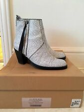 Acne Pistol Boots size 40 - like new! Acne Speckled Pistol Boots Acne Boots