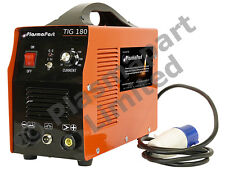 DC TIG HF Start 180Amp DC TIG Welder & 2 Year Commercial Use Warranty! PP180