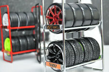 RC Car on Road 1/10 Tire Rack Wheel Rack Drift Tires HPI MST YOKOMO D3 OTA R31