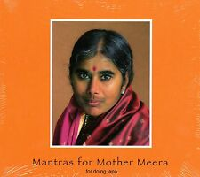 MANTRAS FOR MOTHER MEERA - Musik & Meditations CD - NEU OVP