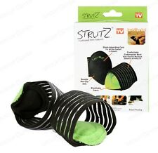 Strutz Cushioned Arch Supports Shock Absorbing All-Day Relief For Feet  1 PAIR