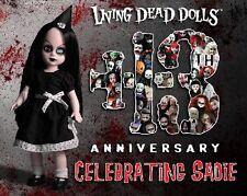 Living Dead Dolls-celebrando Sadie - 13th aniversario de la muñeca.