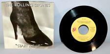 """The Rolling Stones """"Start Me Up / No Use In Crying""""  Vinyl 45  MINT!!"""