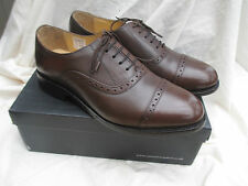 MENS ALL LEATHER LACE UP SIZE 13