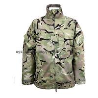 Genuine British Army Multicam MTP Lightweight Gortex Jacket, New Size Large