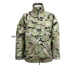 Genuine British Army Multicam MTP Lightweight Gortex Jacket, New Size XL