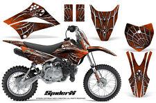 Kawasaki KLX110L KLX 110 L 2010-2017 Graphics Kit CREATORX Decals Stickers SXOD