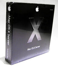 NEU Apple Mac OS X Server 10.4 / 10.4.7 Tiger 10 Client für PPC G4 + G5 + Intel
