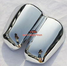Chrome mirror cover for Mitsubishi lancer sedan 08-2017